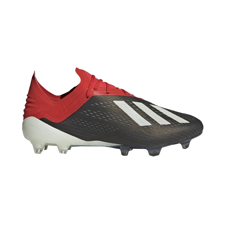 6de7e4e9d1e7 Adidas Men s X 18.1 Firm Ground Football Boot- Core Black