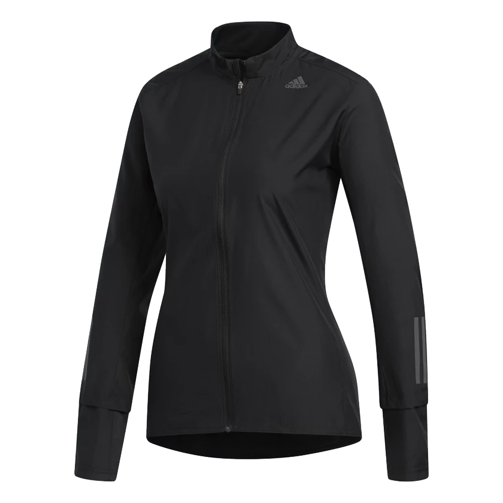 e751841db0a846 Adidas Women s Response Running Jacket- Black