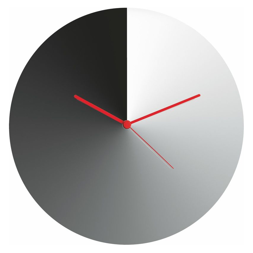 Alessi Arris Stainless Steel Wall Clock Clocks Clocks Jarrolds