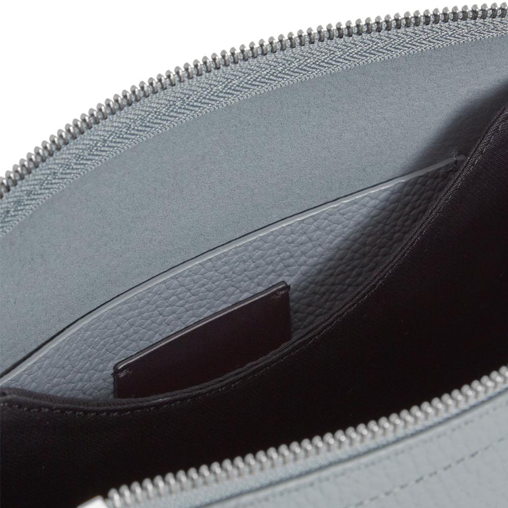 728a6e303 AllSaints Captain Leather Lea Round Crossbody Bag   Jarrold, Norwich