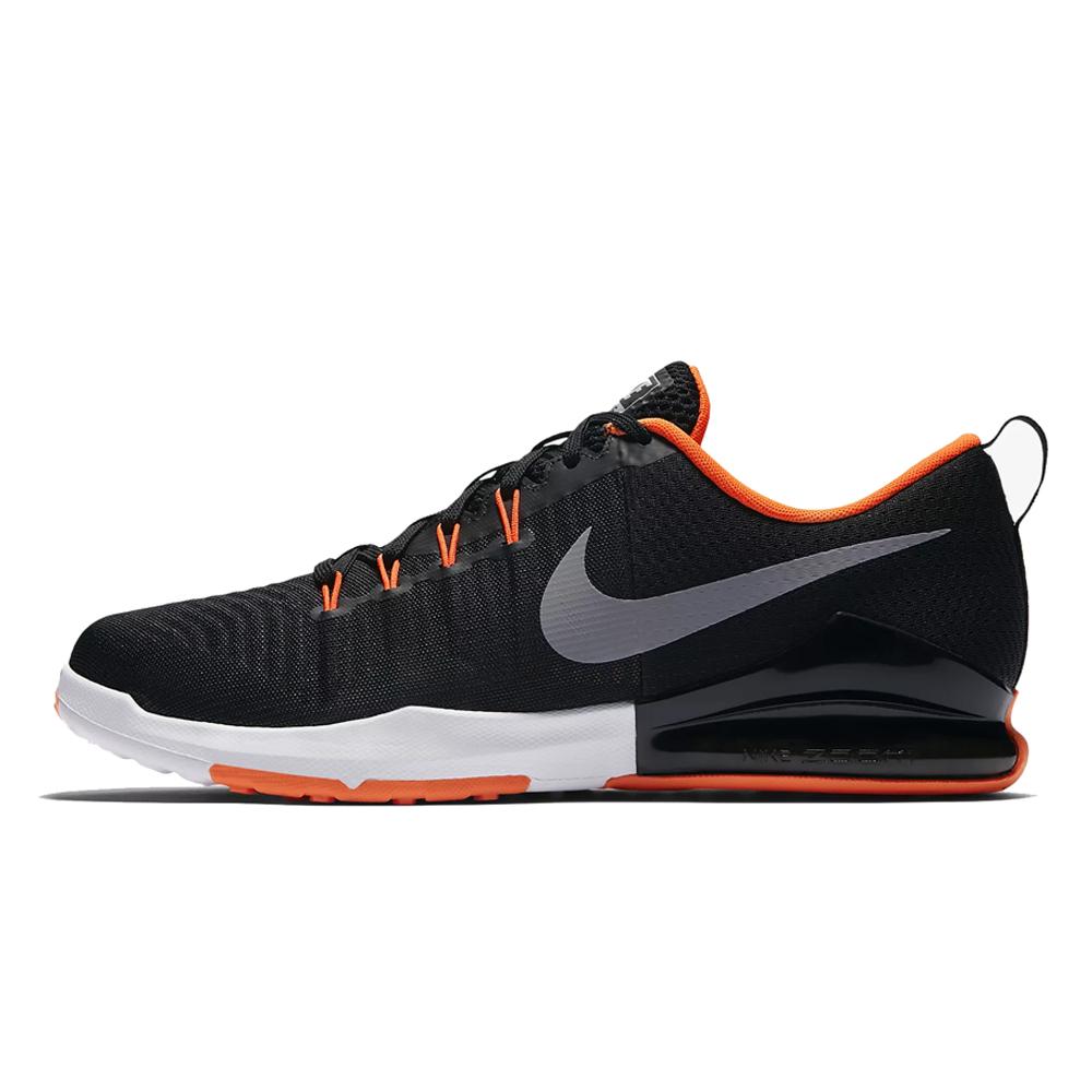 806a6c5a16de inexpensive silver orange mens nike zoom train action shoes 804d5 6a632