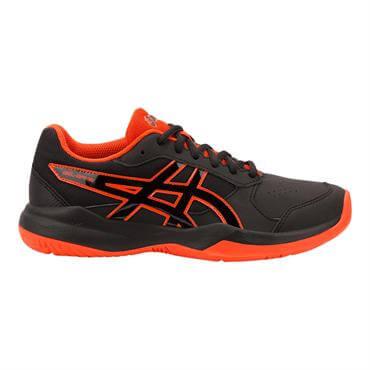 pick up 13e79 9c6d0 ... Asics Junior GEL-Game 7 GS Tennis Shoes - Black Cherry Tomato