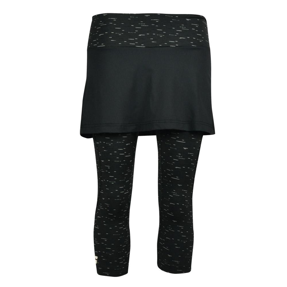 9f055bd6a3 Babolat Women's Core Combi Tennis Skirt+Capri- Phantom | Womens ...