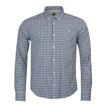 8220addc119 ... Barbour International Men s Steve McQueen Gingham Shirt
