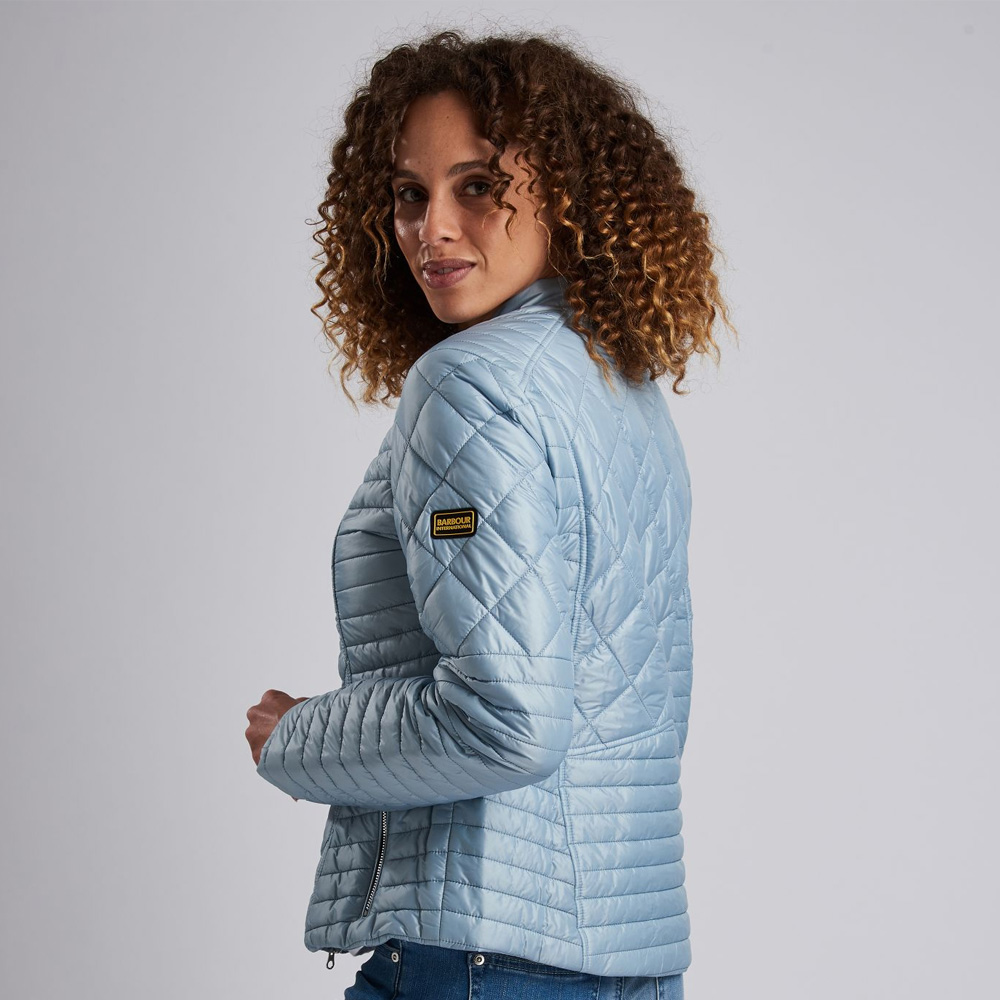 41fbb495a91a Barbour International Sprinter Quilted Jacket