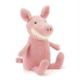 Jellycat Toothy Pig