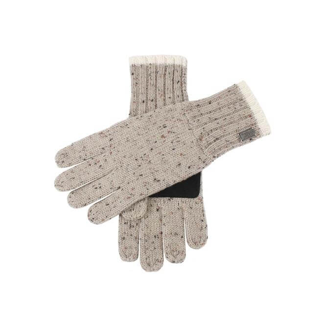 Dents Mens Donegal Marl Knit Gloves