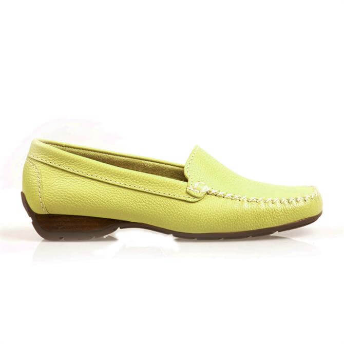 VanDal Ladies Sanson Citron Loafer