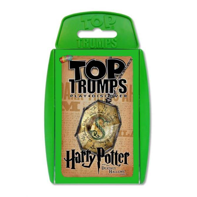 Winning Moves Top Trumps Harry Potter And The Deathly Hallows Part 1