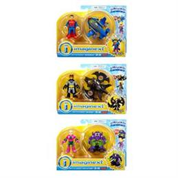 Imaginext Superfriends Battle Armour Figure Assortment