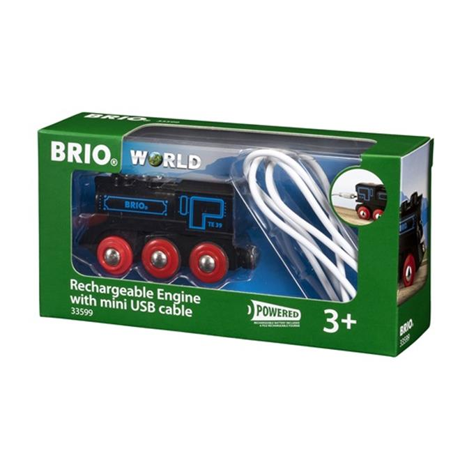 Brio Engine Rechargeable USB