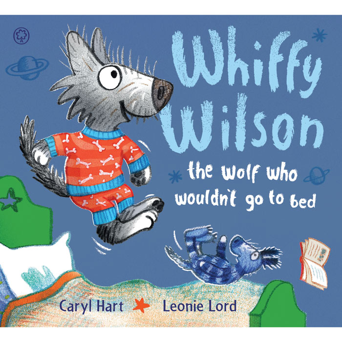 Online Carpets Uk >> Whiffy Wilson, The Wolf Who Wouldnt Go To Bed by Caryl Hart & Leonie Lord (Hardback) | Young ...
