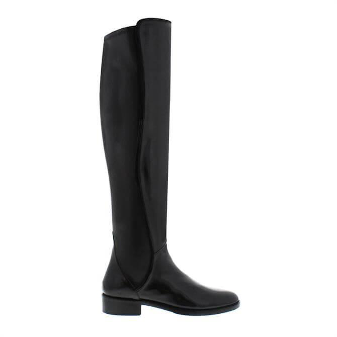 Carl Scarpa Emma Boots Black Leather