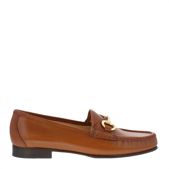 Carl Scarpa Finelle Loafers Tan