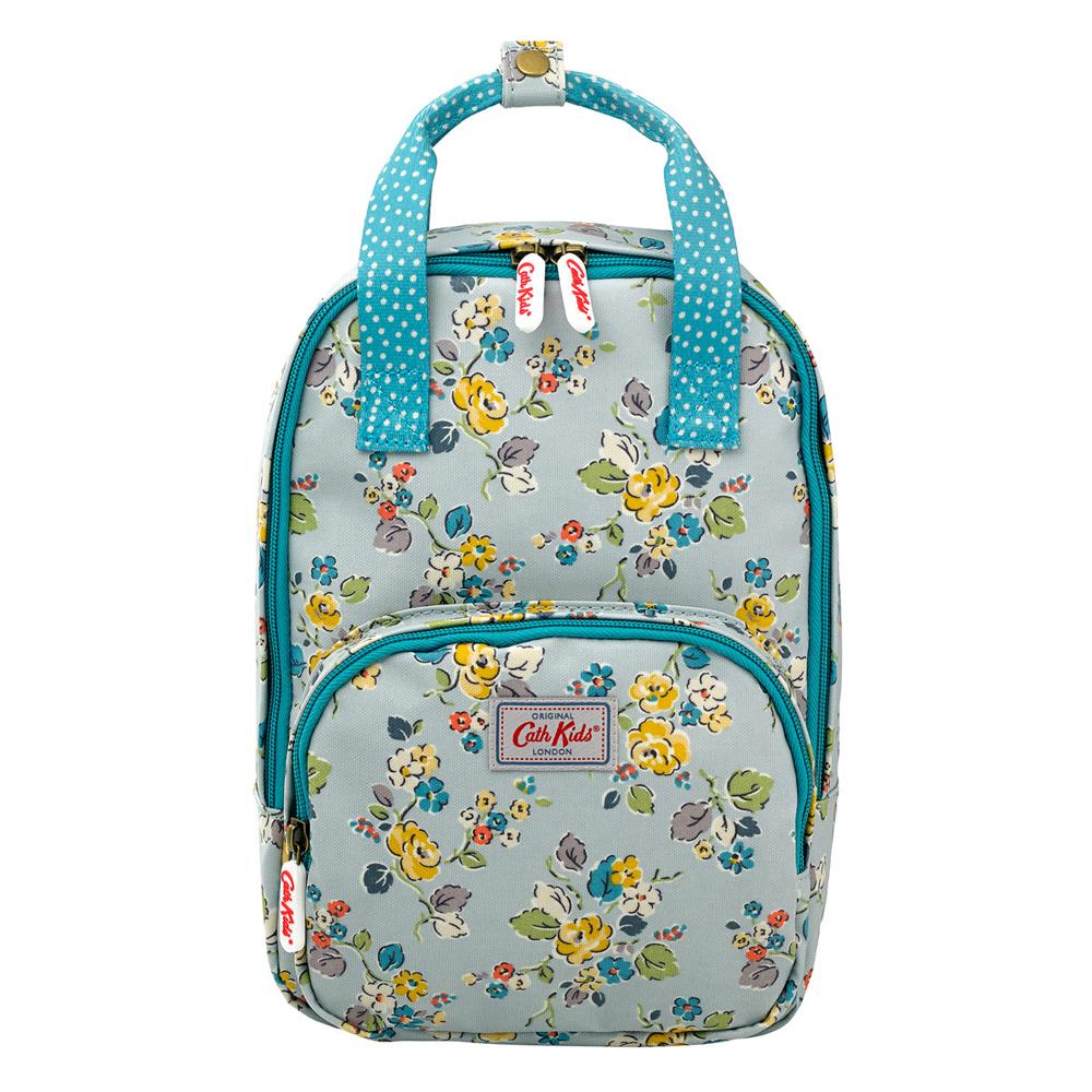 cath kidston woodland rose pale blue kids mini backpack. Black Bedroom Furniture Sets. Home Design Ideas