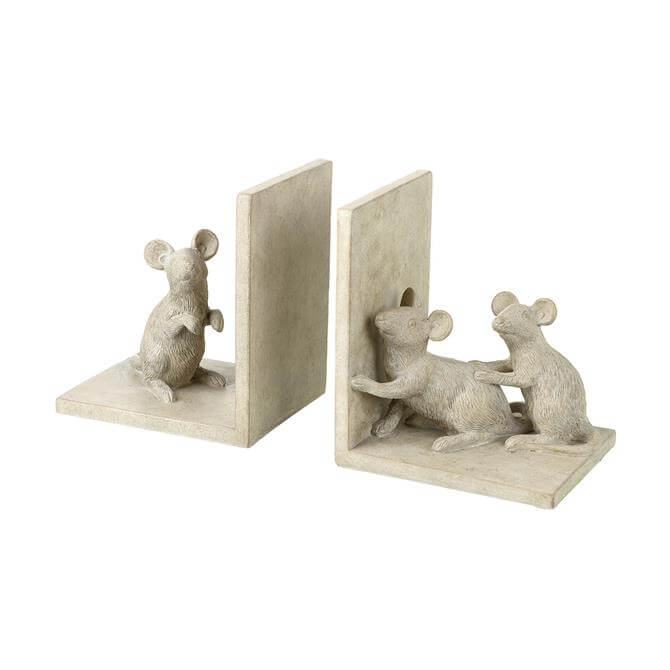 Parlane Mouse Bookends