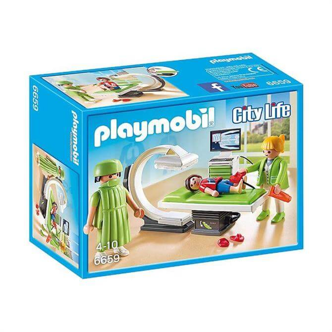 Playmobil X-Ray Room 6659
