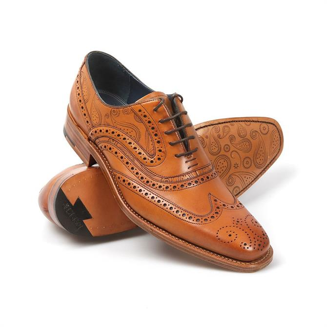 Barker Paisley McClean Shoes