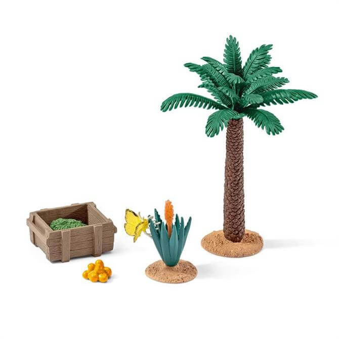 Schleich Plants And Feed Set 42277