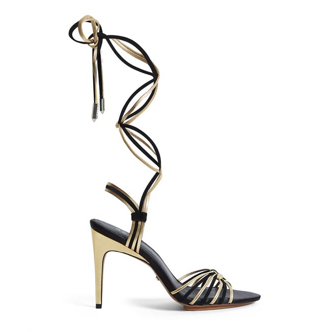 REISS CASSIDY Strappy High Heeled Sandals