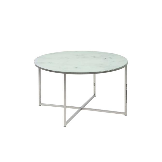 Alicia Marble Top Table