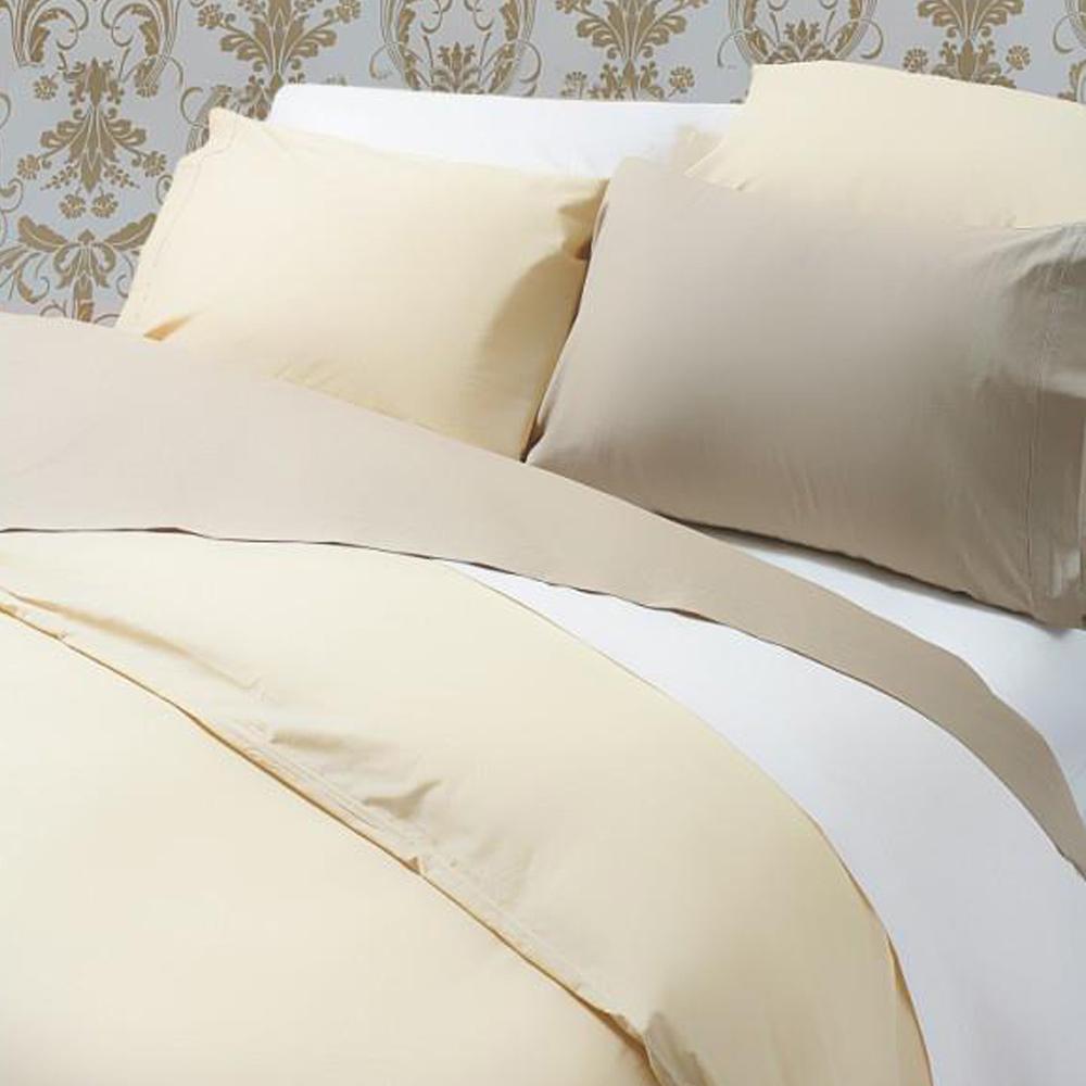 Belledorm 200 Count Egyptian Cotton Flat Sheet Jarrold