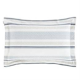 Bianca Stripe Cotton Weave Oxford Pillowcase