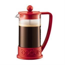 Bodum Brazil Red Cafetiere