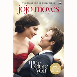 Me Before You by Jojo Moyes (Film Tie In Cover - Paperback)