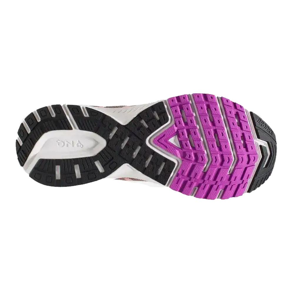 4e6fb4baaee Brooks Women s Ravenna 10 Running Shoe - Coral Purple