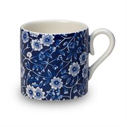 Burleigh Blue Calico Mini Mug