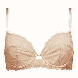 Calvin Klein Seductive Comfort With Lace Bra