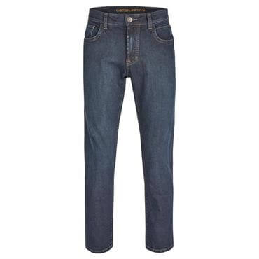 19032f1317 Camel Active Men's Straight Leg Woodstock Jeans