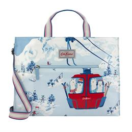 Cath Kidston Snow Scene Strappy Carry All Bag