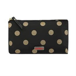 Cath Kidston Glitter Button Spot Poly Zip Make Up Bag