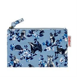 Cath Kidston Mini Badgers and Friends Zip Purse