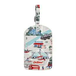 Cath Kidston Small London Map Luggage Tag