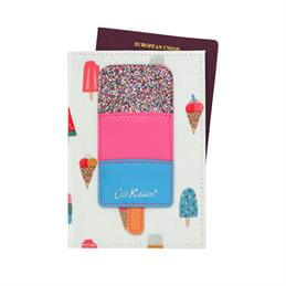 Cath Kidston Lollies Ice Cream Applique Passport Holder