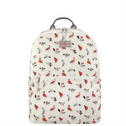 Cath Kidston Parading Pigeon Foldaway Backpack