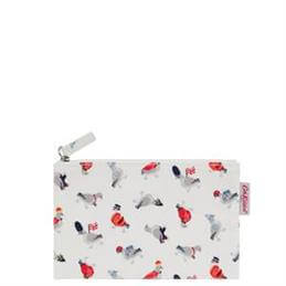 Cath Kidston Parading Pigeon Zip Purse