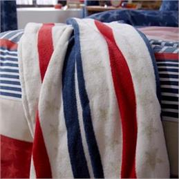 Catherine Lansfield for Kids Stars & Stripes Throw