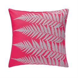 Clarissa Hulse Mini Patchwork Collection Cushion: Spice