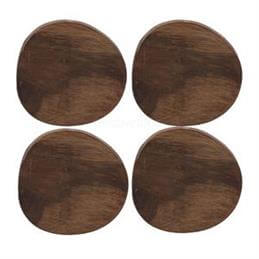 Creative Tops Naturals Wood Coasters: Set Of 4