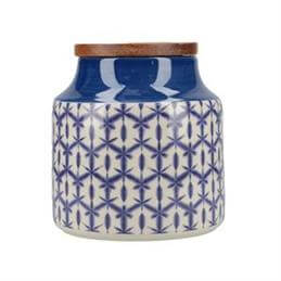 Creative Tops Drift Storage Jar: Blue