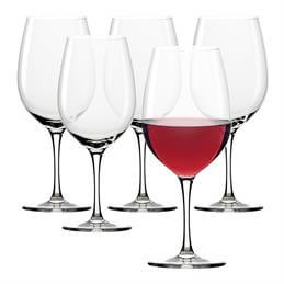 Dartington Wine Collection Red Wine Glasses: Set Of 6
