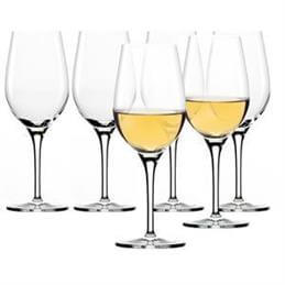Dartington Wine Collection White Wine Glasses: Set Of 6
