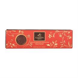 Godiva Prestige Lady Noir Dark Chocolate & Vanilla Biscuits