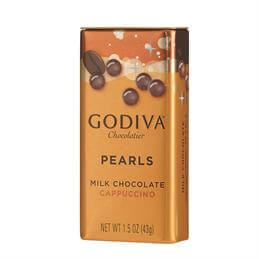 Godiva Milk Chocolate Cappuccino Pearls