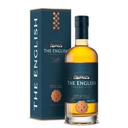 The English Original Single Malt Whisky: 70cl