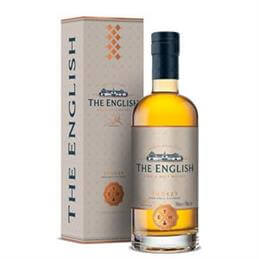 The English Smokey Single Malt Whisky: 70cl